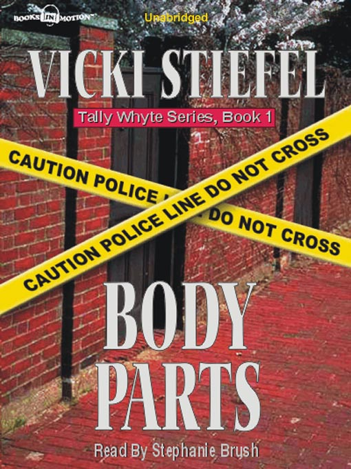 Title details for Body Parts by Vicki Stiefel - Available