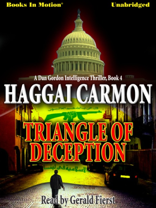 Title details for Triangle of Deception by Haggai Carmon - Available