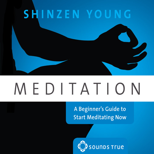 Title details for Meditation by Shinzen Young - Wait list