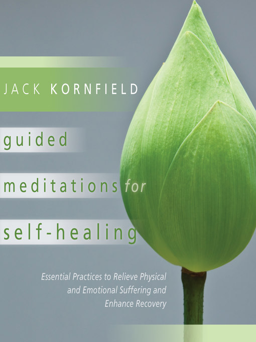 Title details for Guided Meditation for Self Healing by Jack Kornfield - Wait list