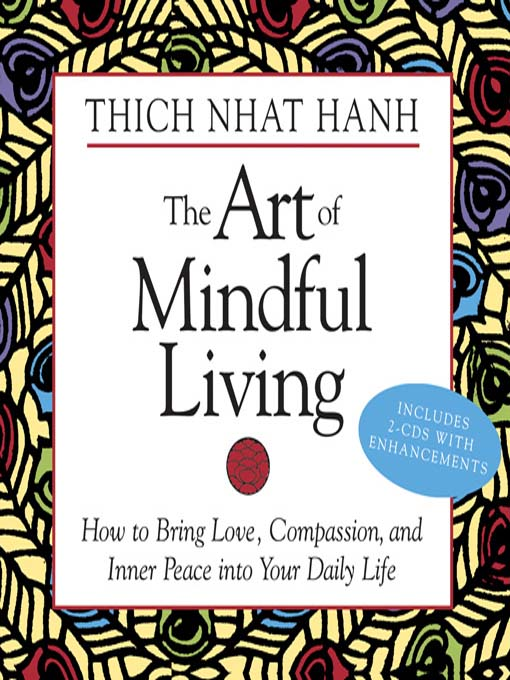 Title details for Art of Mindful Living by Thich Nhat Hanh - Wait list