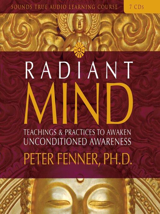 Title details for Radiant Mind by Peter Fenner - Wait list