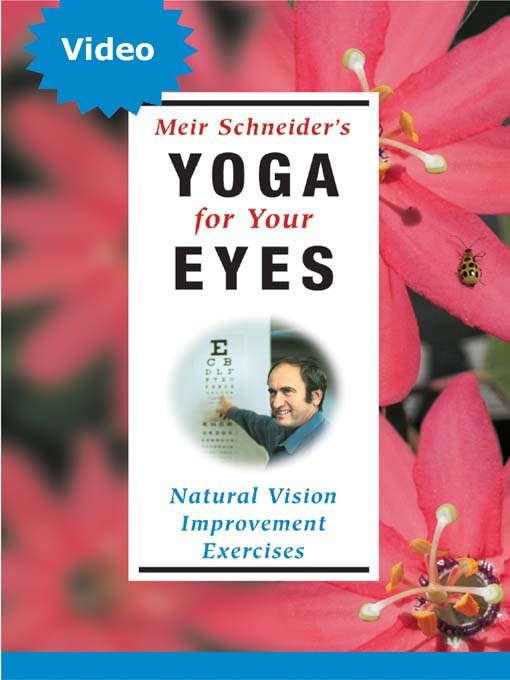 Cover of Yoga For Your Eyes