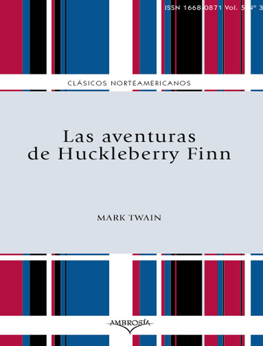 Title details for Las aventuras de Huckleberry Finn by Mark Twain - Available