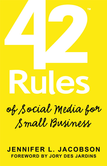 Title details for 42 Rules of Social Media for Small Business by Jennifer L. Jacobson - Available