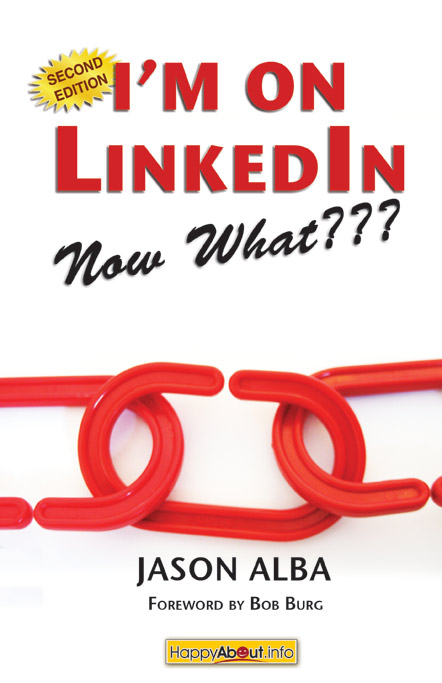 Cover of I'm on LinkedIn--Now What???