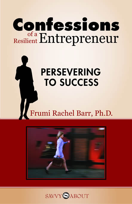 Cover of Confessions of a Resilient Entrepreneur