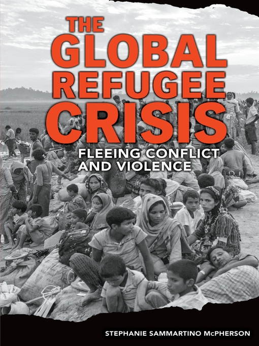 Cover of The Global Refugee Crisis