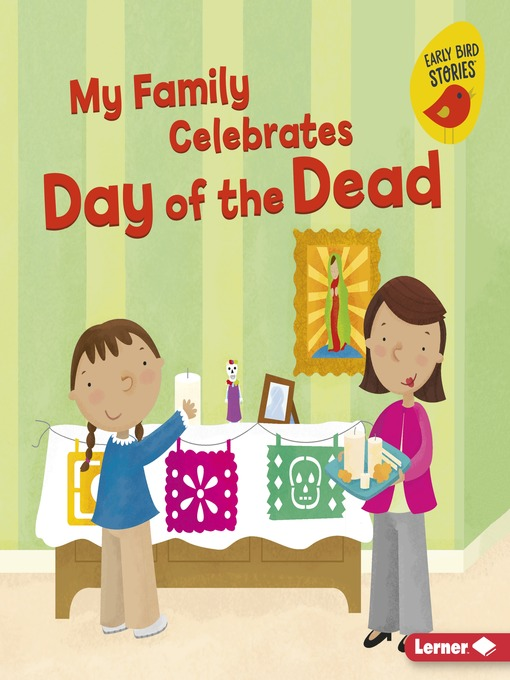 Cover of My Family Celebrates Day of the Dead
