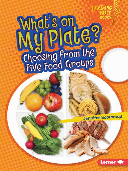 title details for what s on my plate by jennifer boothroyd wait list