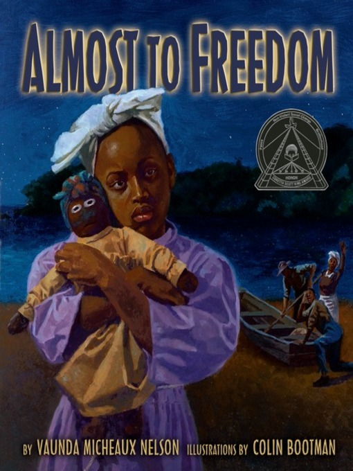 Cover of Almost to Freedom