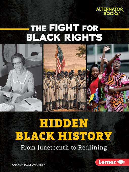 Title details for Hidden Black History by Amanda Jackson Green - Available