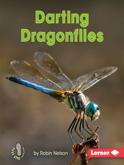 Title details for Darting Dragonflies by Robin Nelson - Wait list