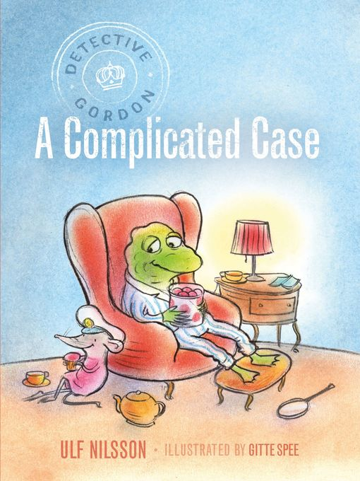 Title details for A Complicated Case by Ulf Nilsson - Available