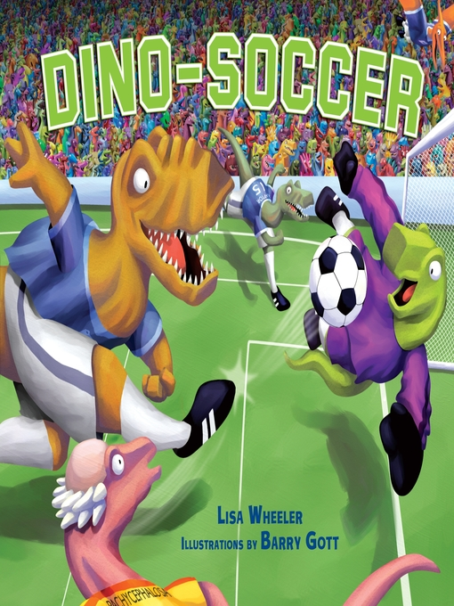 Dino-Soccer