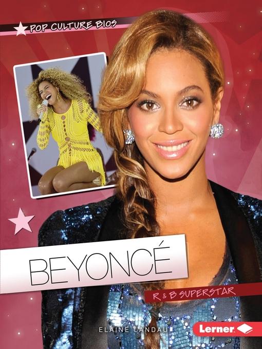 Title details for Beyoncé by Elaine Landau - Available