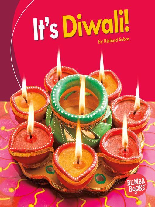 Title details for It's Diwali! by Richard Sebra - Wait list