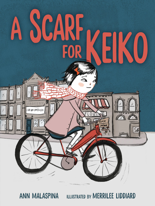 Cover image for book: A Scarf for Keiko