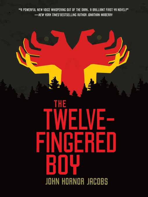 Cover of The Twelve-Fingered Boy