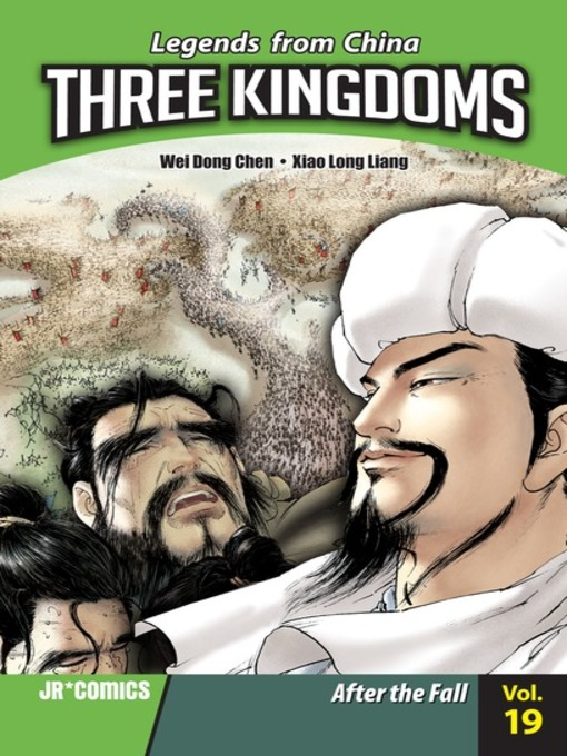 Title details for Three Kingdoms, Volume 19 by Wei Dong Chen - Available