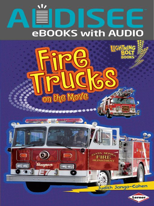 Title details for Fire Trucks on the Move by Judith Jango-Cohen - Available
