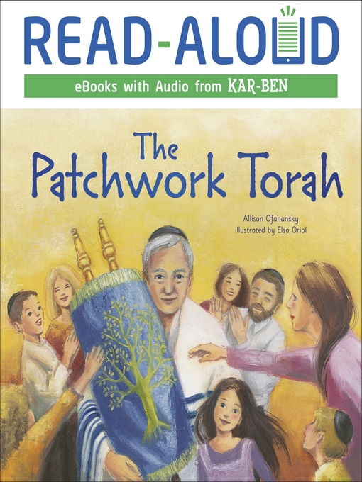 Cover of The Patchwork Torah
