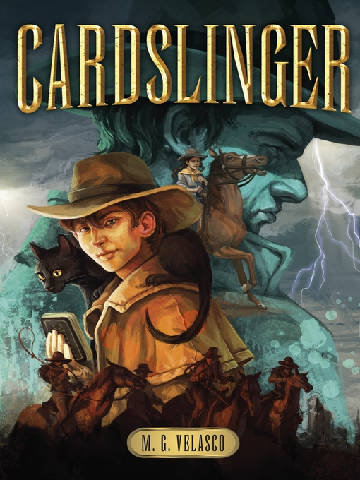 Title details for Cardslinger by M. G. Velasco - Available