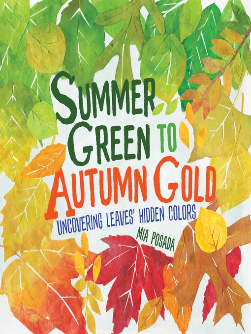 Summer Green to Autumn Gold