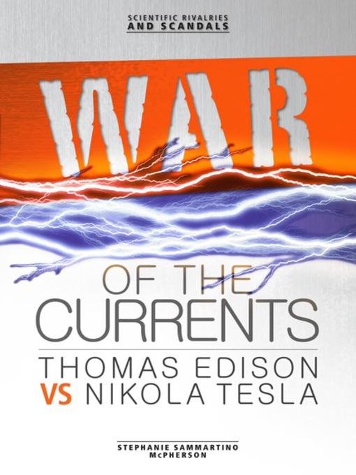 Cover of War of the Currents