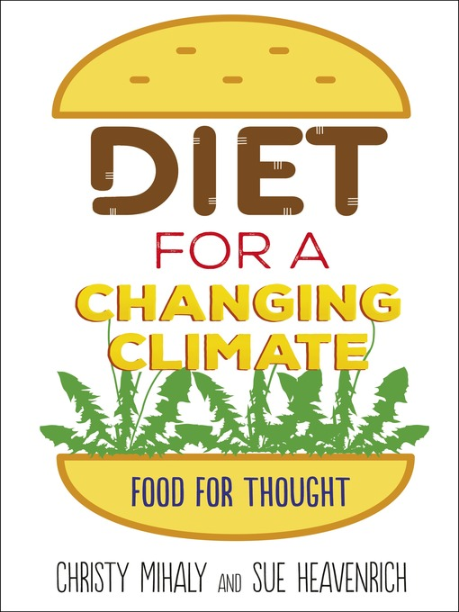 Cover of Diet for a Changing Climate