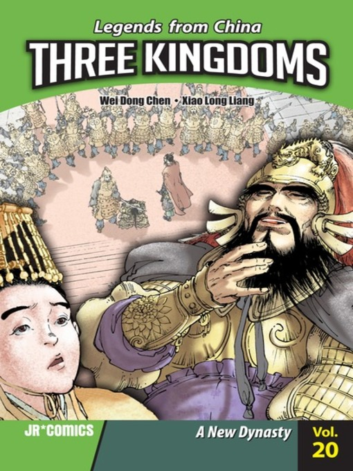 Title details for Three Kingdoms, Volume 20 by Wei Dong Chen - Available