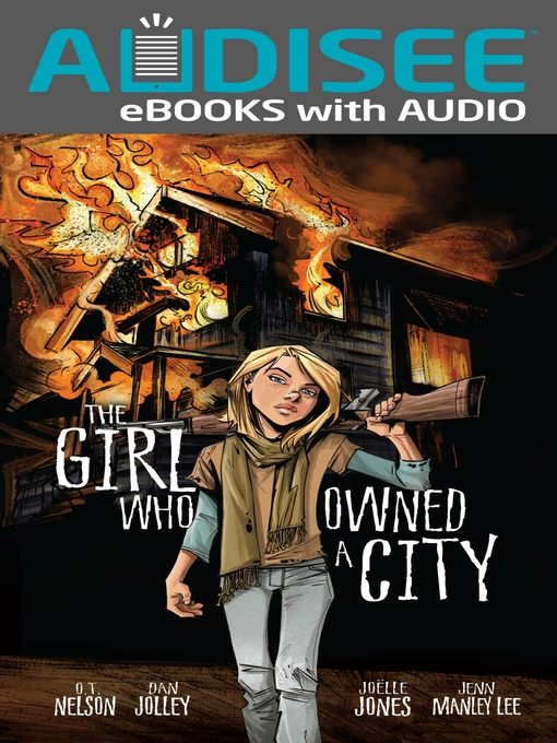 Cover of The Girl Who Owned a City