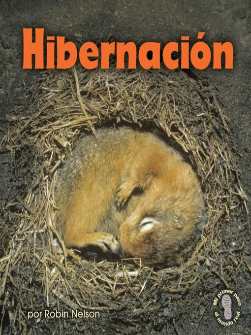 Cover image for book: Hibernación (Hibernation)