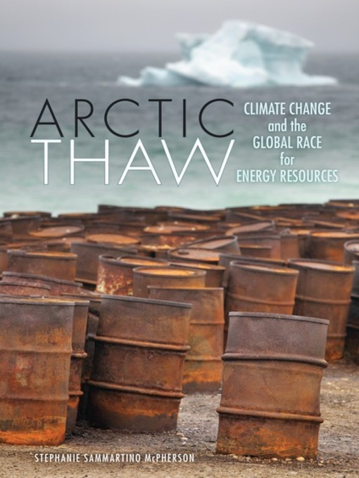 Title details for Arctic Thaw by Stephanie Sammartino McPherson - Available