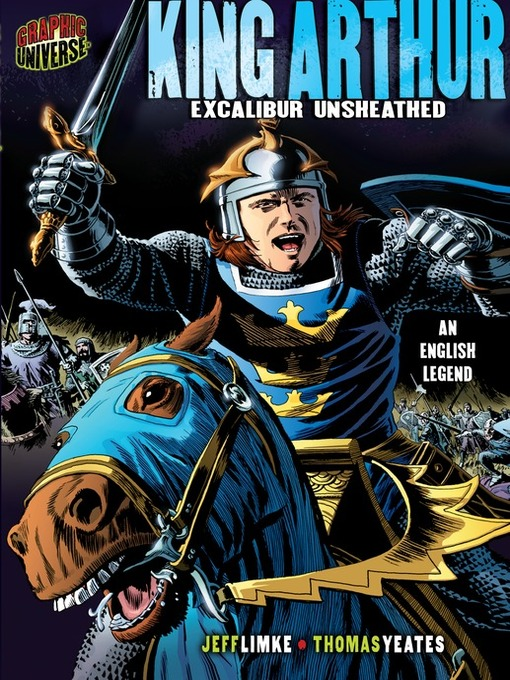 Title details for King Arthur by Jeff Limke - Available