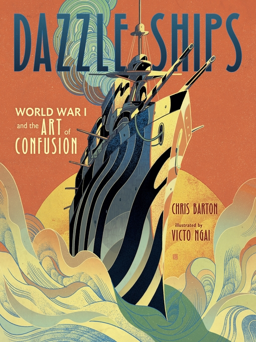 Cover of Dazzle Ships