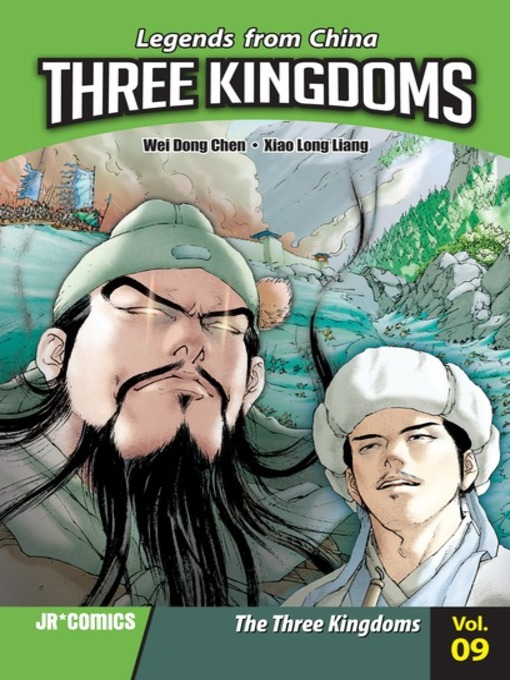 Title details for Three Kingdoms, Volume 09 by Wei Dong Chen - Available