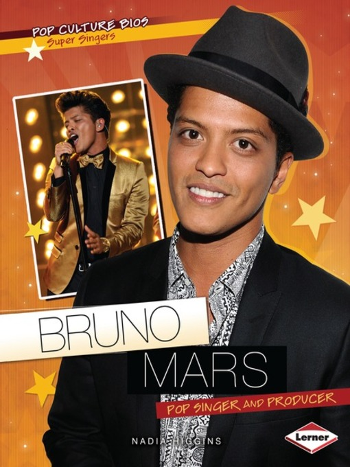 Title details for Bruno Mars by Nadia Higgins - Available