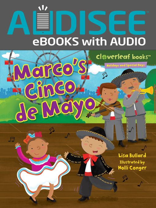 Title details for Marco's Cinco de Mayo by Lisa Bullard - Available