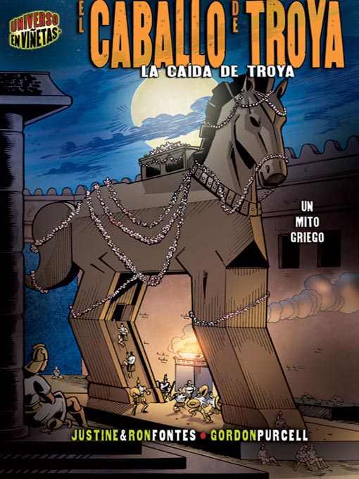 Title details for El caballo de Troya (The Trojan Horse) by Justine Fontes - Available