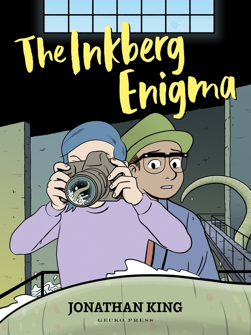 Title details for The Inkberg Enigma by Jonathan King - Available