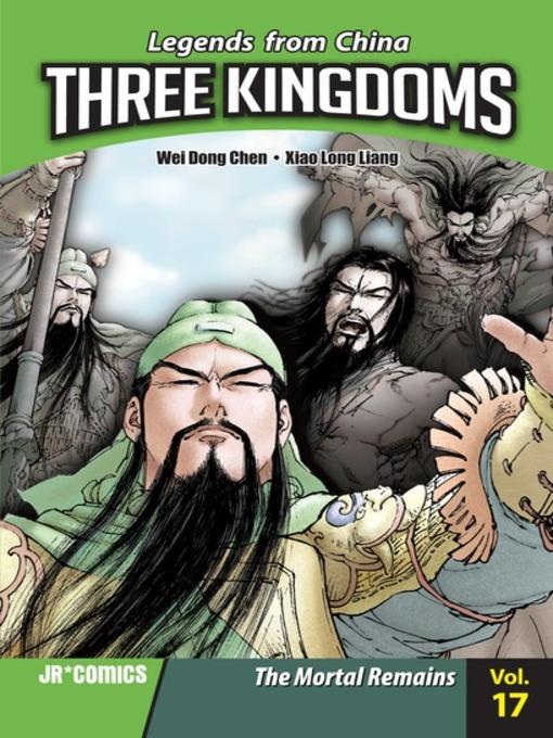 Title details for Three Kingdoms, Volume 17 by Wei Dong Chen - Available