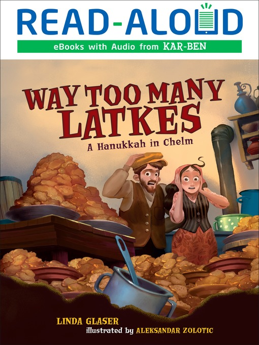 Title details for Way Too Many Latkes by Linda Glaser - Available