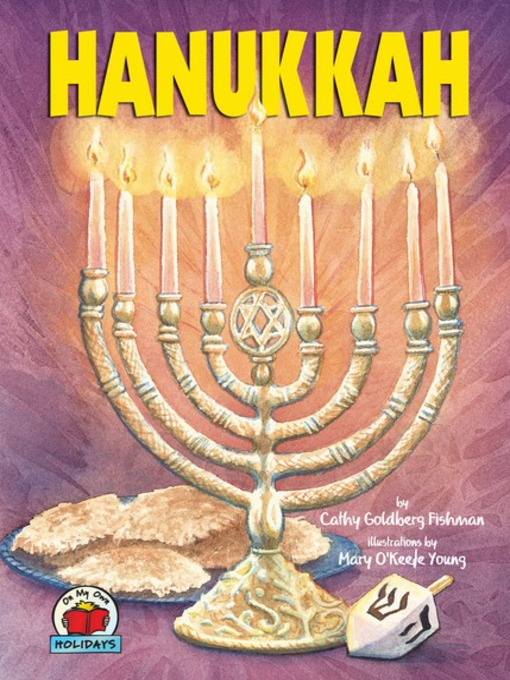 Title details for Hanukkah by Cathy Goldberg Fishman - Available