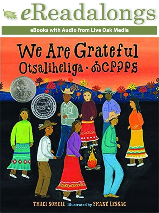 Title details for We Are Grateful: Otsaliheliga by Traci Sorell - Available