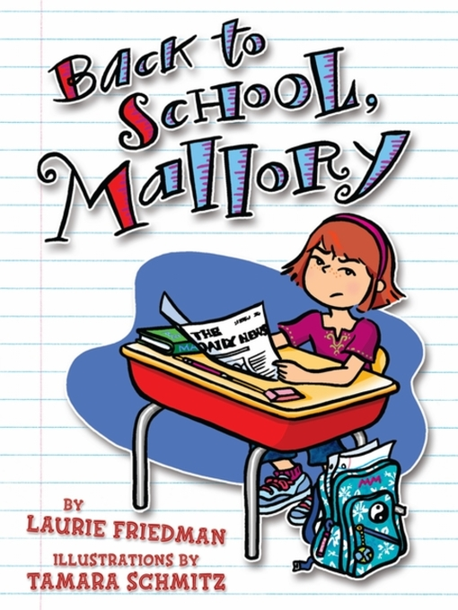 Cover image for Back to School, Mallory