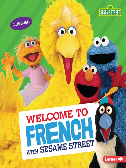 Cover image for Welcome to French with Sesame Street ®