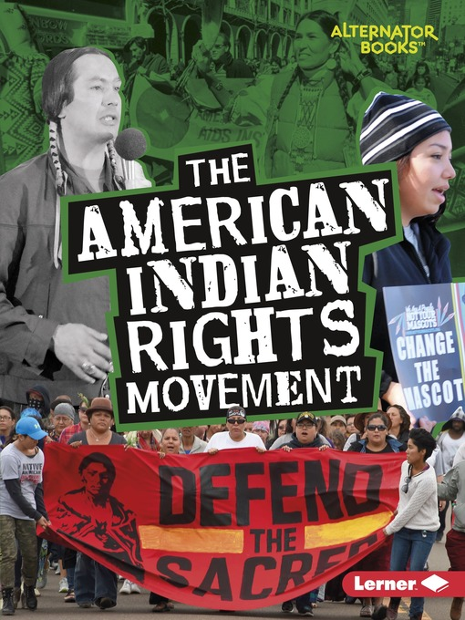 Cover of The American Indian Rights Movement