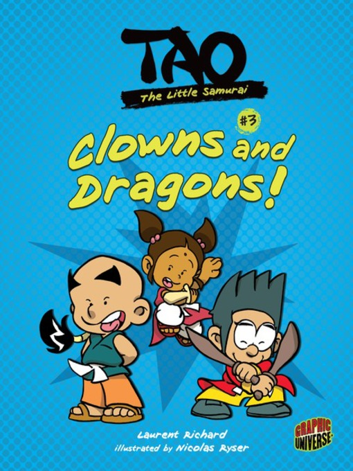 Title details for #3 Clowns and Dragons! by Laurent Richard - Available