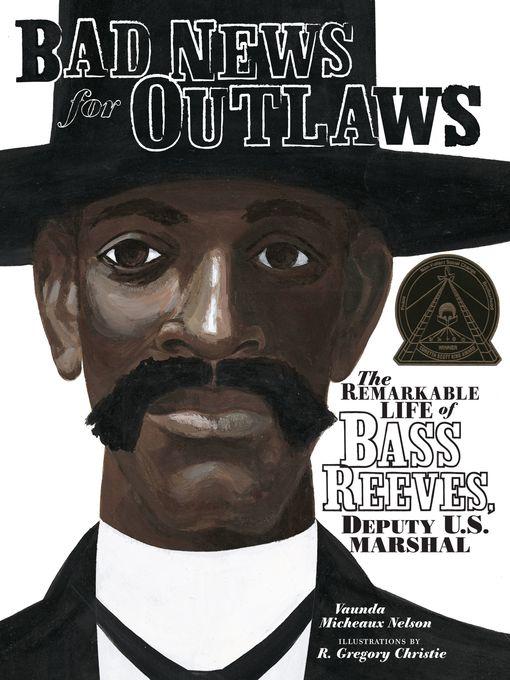 Cover of Bad News for Outlaws